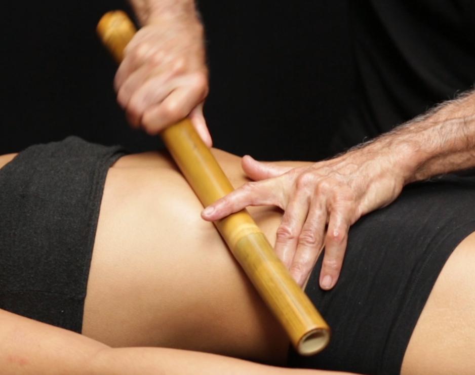 Bambou massage