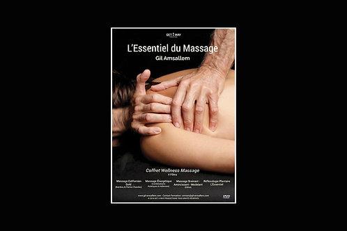 DVD L'Essentiel du Massage