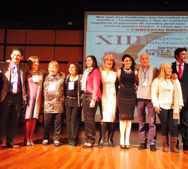 Congrès Bogota 2015