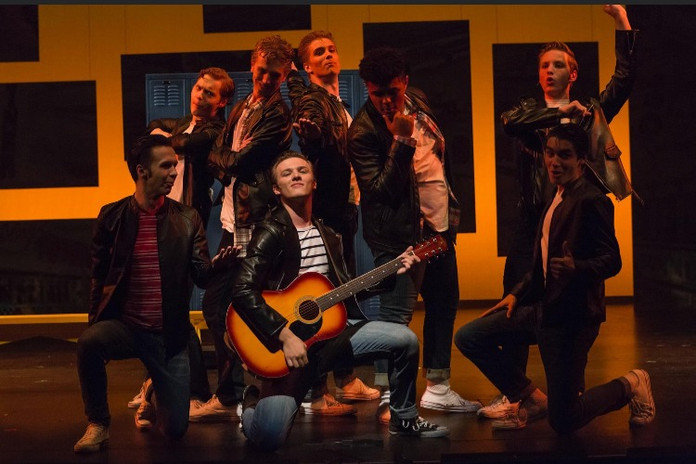 """Grease"" at Booth Tarkington Civic Theatre, 2017"