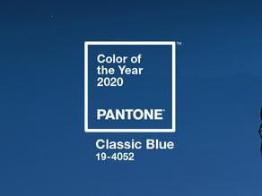 Ambientes decorados com a cor do ano 2020
