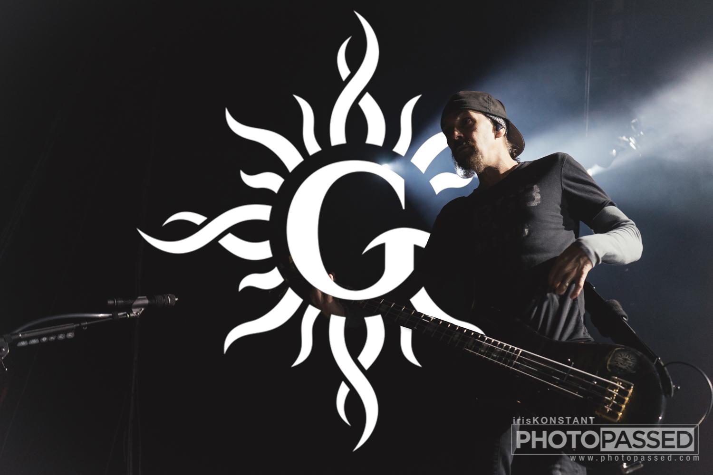 Godsmack At Bridgestone Arena In Nashville