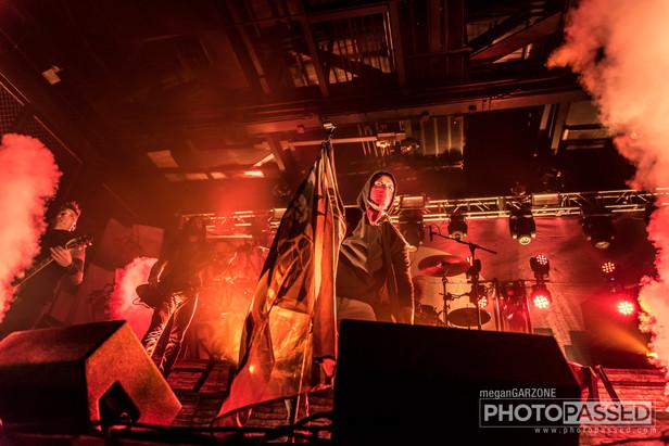 Review: Pop Evil - Rock 'N' Rock Now Tour 1/15/17