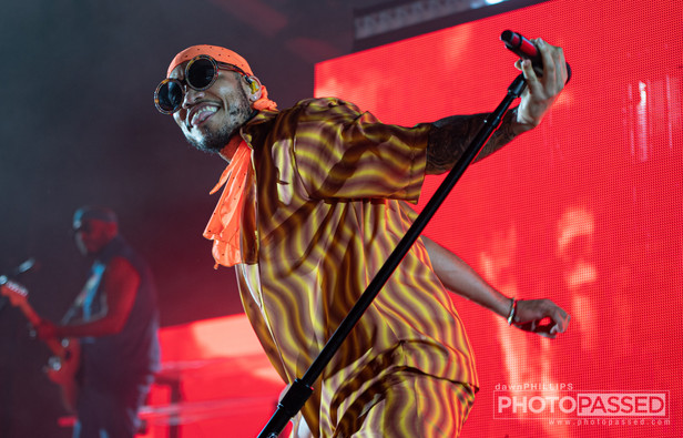 Anderson .Paak | Best Teef in the Game Tour in Baltimore