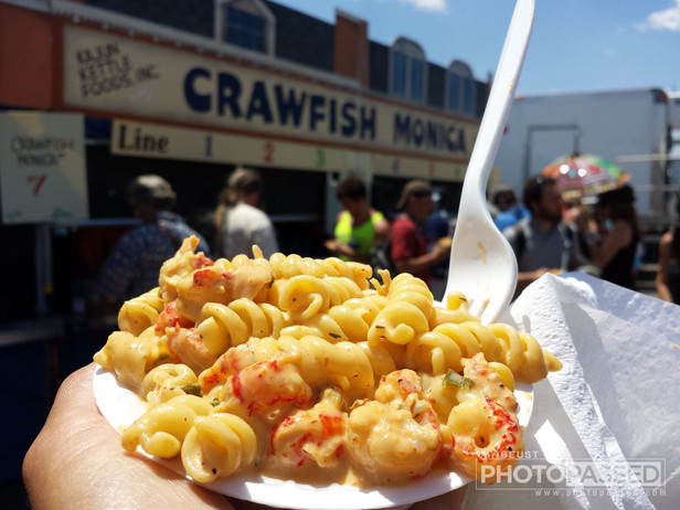 What To Eat At New Orleans Jazz Fest