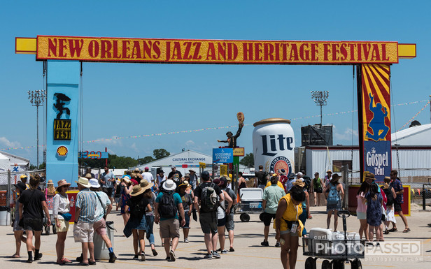 New Orleans Jazz and Heritage Festival 2018 Weekend 2