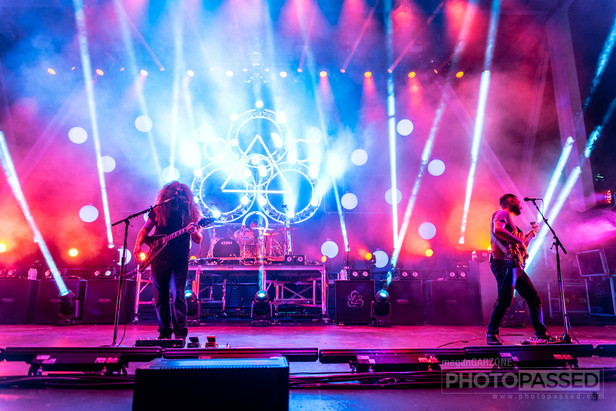 Coheed and Cambria and Taking Back Sunday Kick Off Summer Tour in Miami