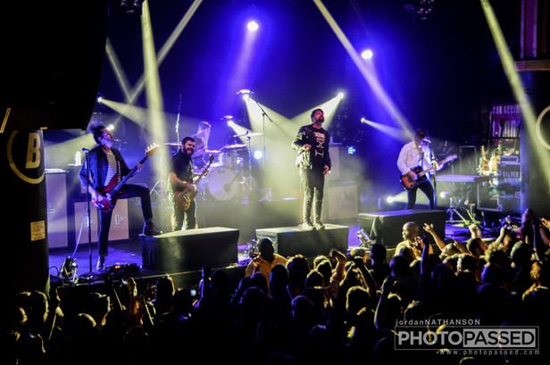 Silverstein at The Beacham in Orlando