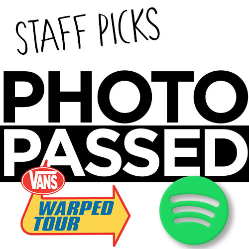 Playlist: Staff Picks - Vans Warped Tour