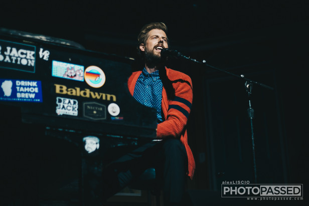 Andrew McMahon's Pen & Piano Tour in Fort Lauderdale