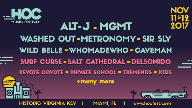 House of Creatives Music Festival in Miami, Florida