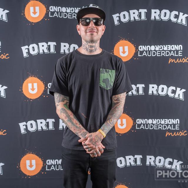 Hollywood Undead - J Dog