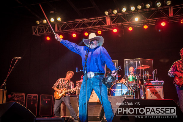 Gallery: The Charlie Daniels Band at Pompano Beach Amp 3-18-17
