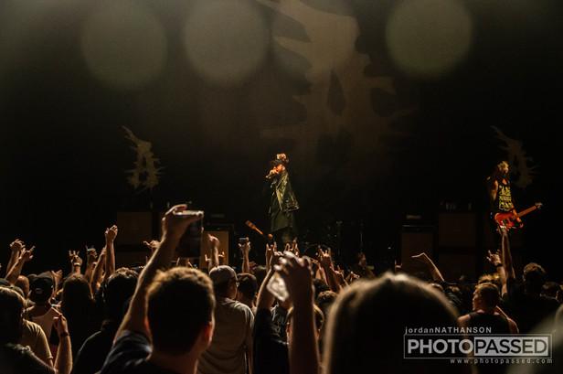 Attila at Hard Rock Live Orlando