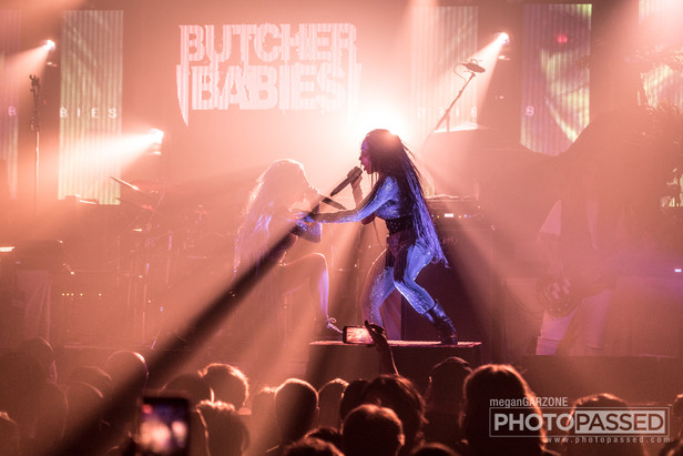 Gallery: Butcher Babies at The Culture Room 10-2-17