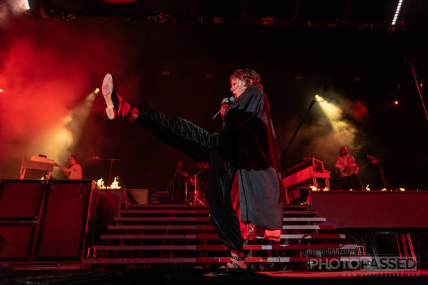 Cage The Elephant | The Night Running Tour in West Palm Beach