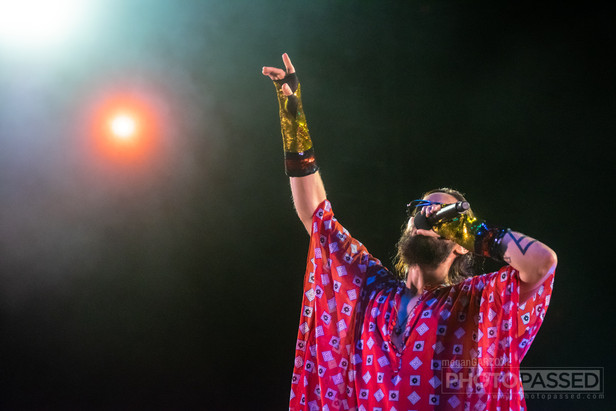 The Monolith Tour: Thirty Seconds to Mars in West Palm