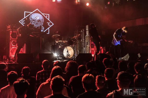 Gallery: Cult Leader at Revolution Live 11/9/16