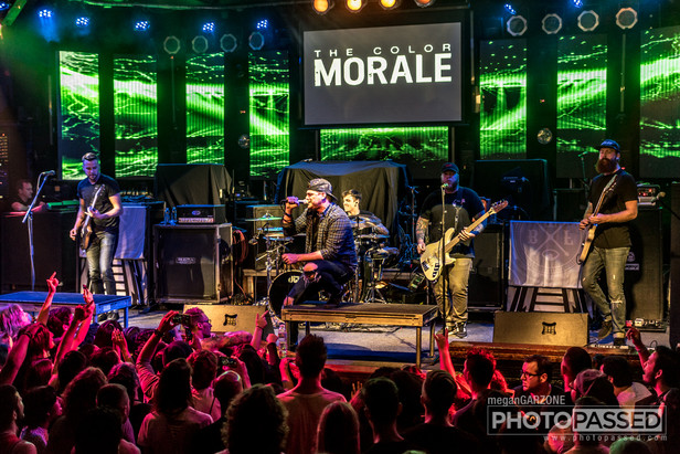 Gallery: The Color Morale at Culture Room 3-23-17