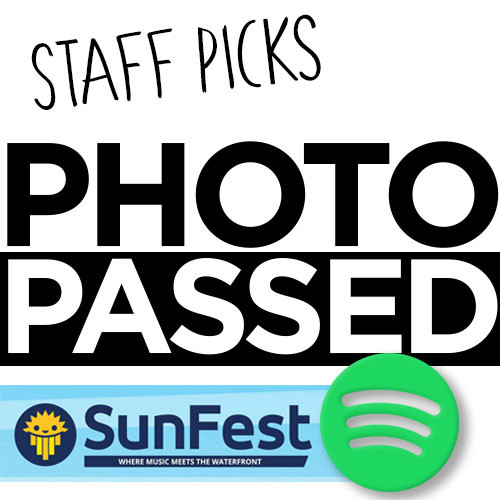 Playlist: Staff Picks - Sunfest