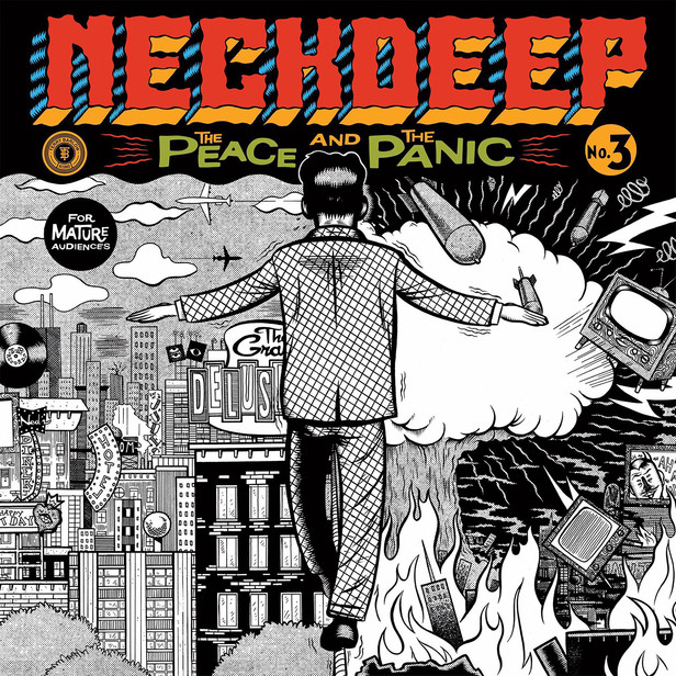 Album Review: Neck Deep - The Peace and The Panic