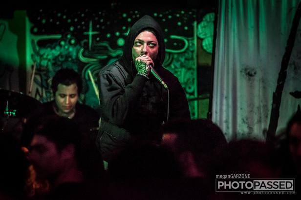 Review: Lorna Shore at O'Malleys 2/16/17