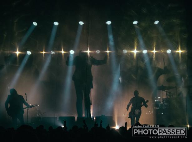 Gallery: A Perfect Circle at Santander Arena 11-4-17