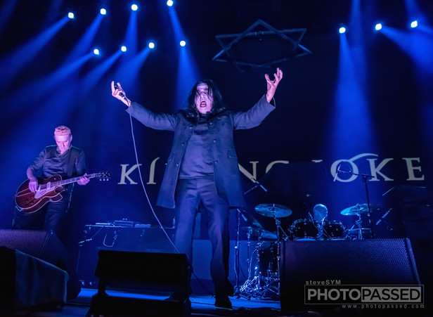 Killing Joke | The Fear Inoculum Tour at Fiserv Forum in Milwaukee