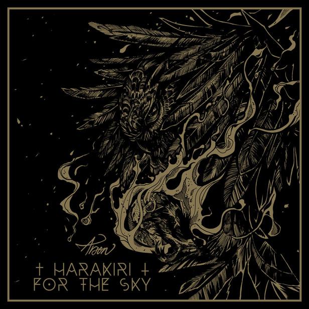 Harakiri For The Sky releases Arson today