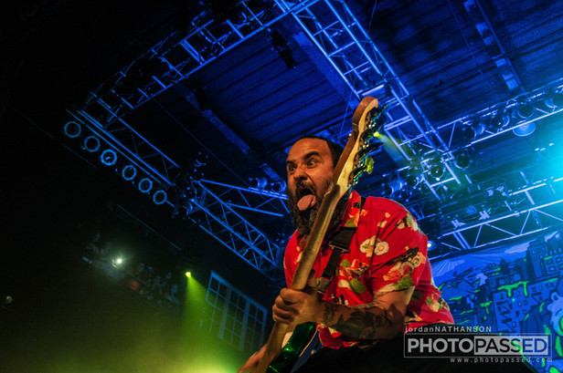 New Found Glory and The Sick Tour in Orlando