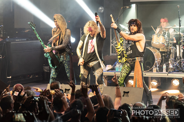 Steel Panther's Sunset Strip Live in Fort Lauderdale