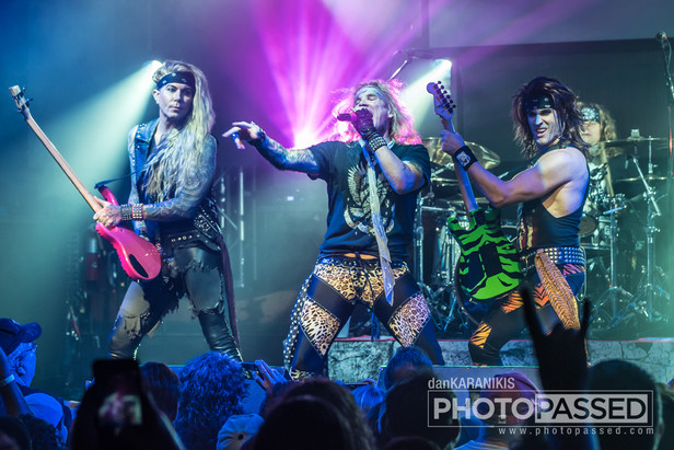 Gallery: Steel Panther at The Culture Room 11-3-17