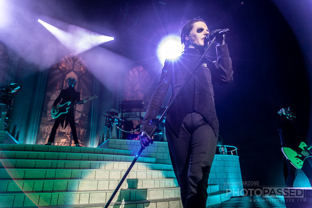 Cardinal Copia Tickles Taints in Miami: A Pale Tour Named Death