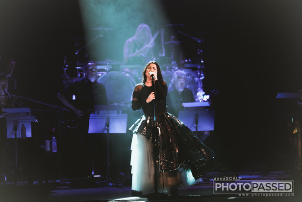 Evanescence at Daily's Place Amphitheater