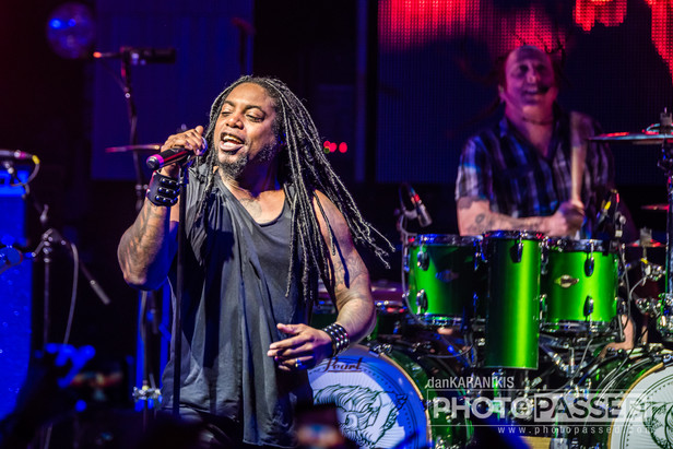Review: Sevendust at The Culture Room 1/15/17