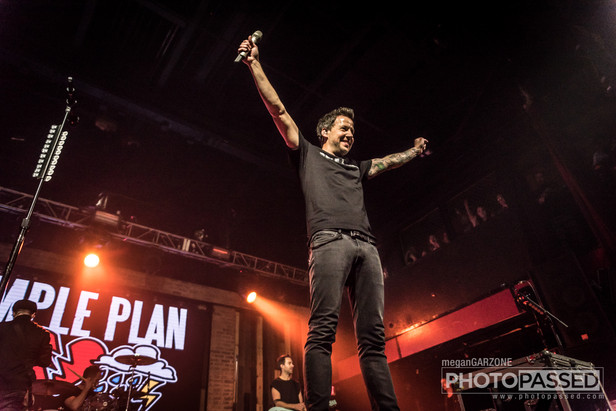 Review: Simple Plan's No Pads, No Helmets...Just Balls 15th Anniversary Tour 3/19/17