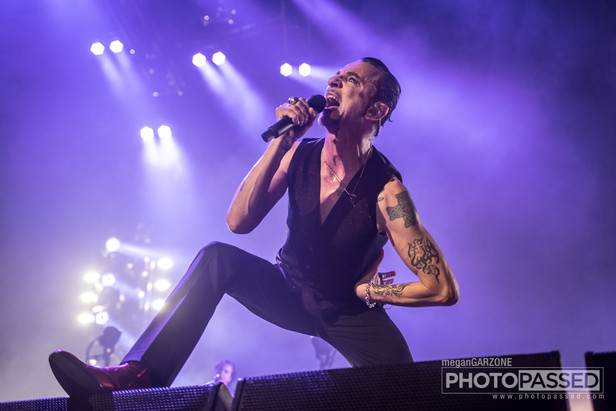 Gallery: Depeche Mode at American Airlines Arena 9-15-17