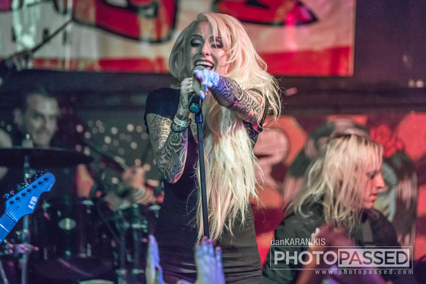 Gallery: Stitched Up Heart at O'Malleys 1/20/17