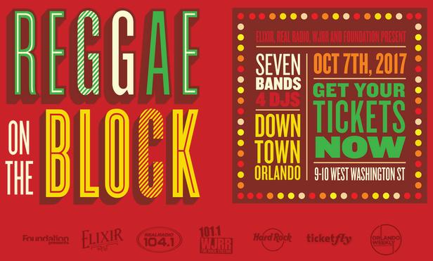 Reggae On The Block 4