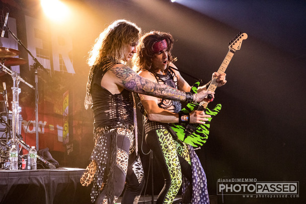 Steel Panther at The Starland Ballroom