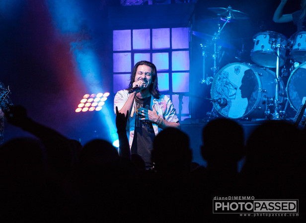 Pop Evil performs at The Starland Ballroom