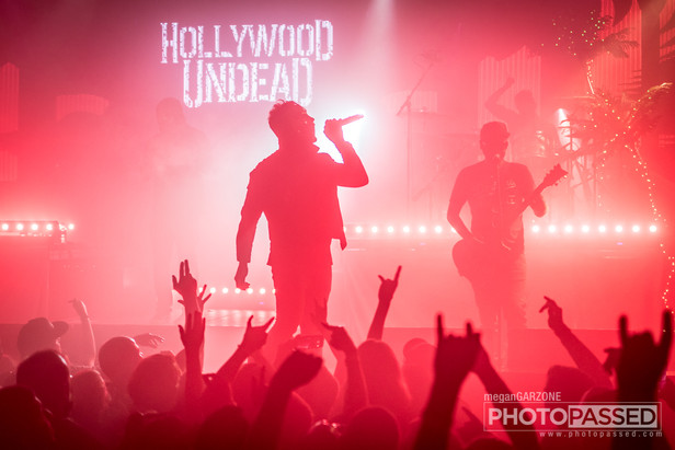 Gallery: Hollywood Undead at The Culture Room 10-2-17