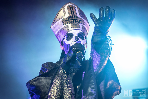 Review: Ghost - Popestar Tour 11/3/16