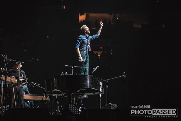 Gallery: Andrew McMahon in the Wilderness at The BB&T Center 12-31-17