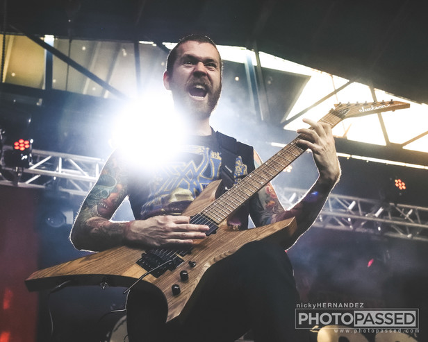 Revocation | Chaos and Carnage Tour in St. Petersburg
