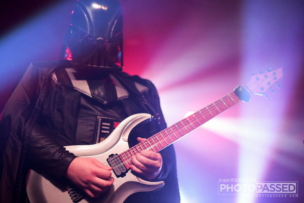 Galactic Empire at Come and Take It Live Austin