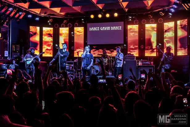 Review: Dance Gavin Dance - Mothership Tour 10/16/16