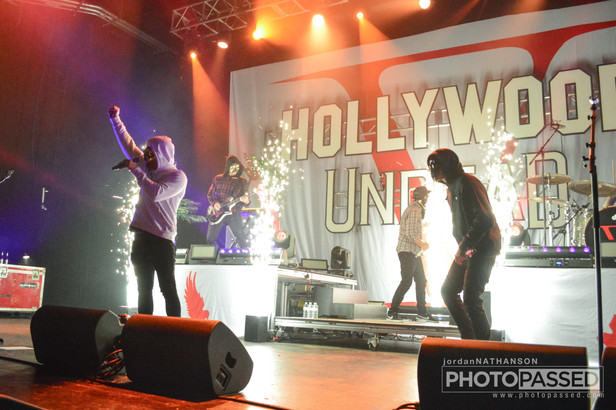 Gallery: Hollywood Undead at The Plaza Live 10-3-17