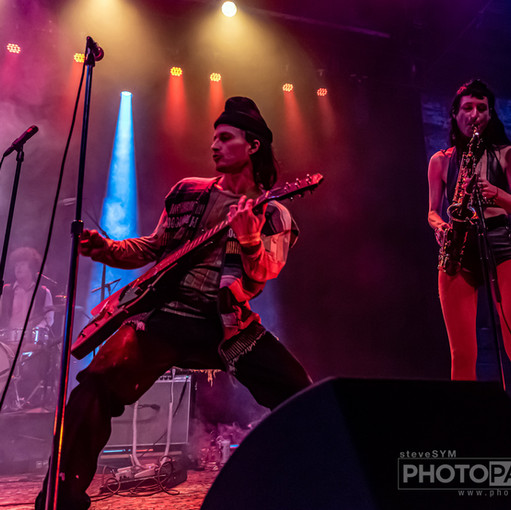 The Black Lips (12 of 25)