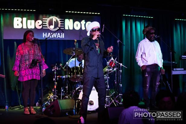 Black Uhuru at Blue Note Hawaii